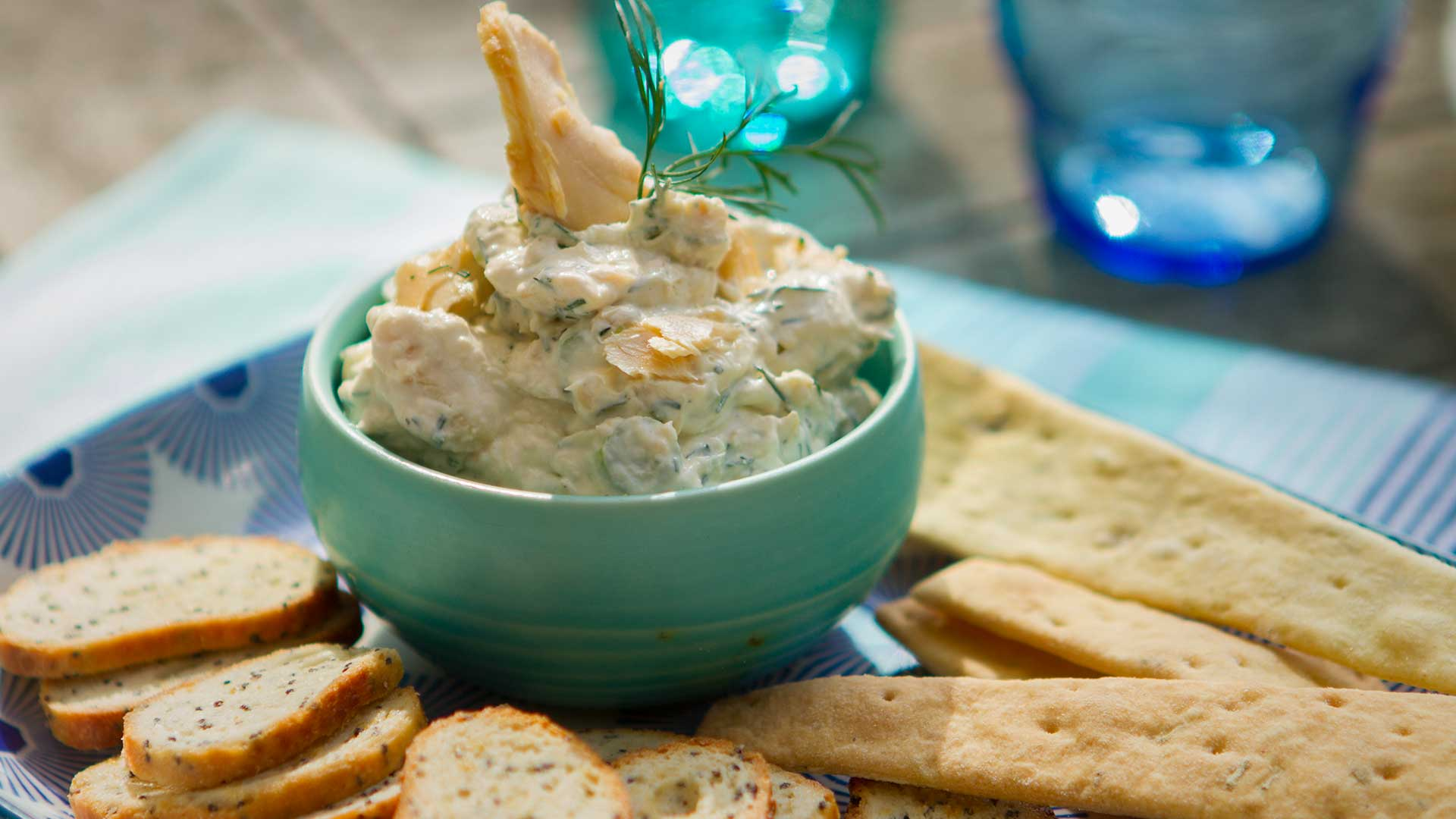 smoked salmon and dill dip  seafood experts