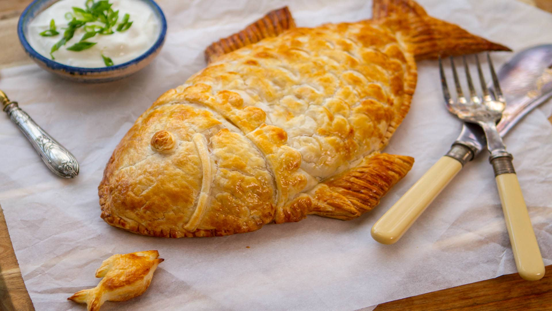 Salmon En Croute Seafood Experts