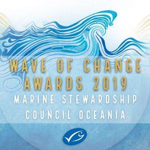 Wave of Change Award 2019
