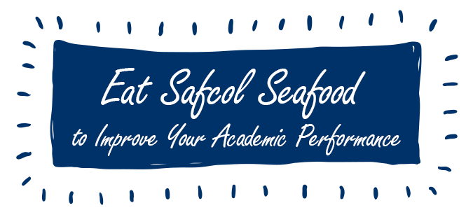 Eat Seafood to Improve Academic Performance