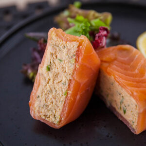 Smoked Trout Terrines