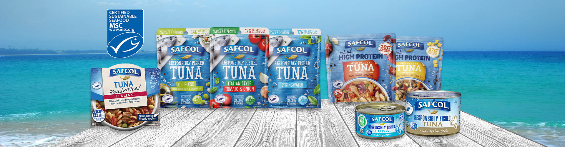 Seafood Experts TUNA